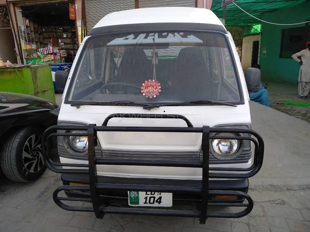 Suzuki Bolan VX 1990 Image-1