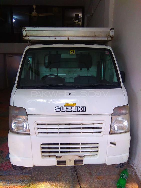 Suzuki Carry Standard 2007 Image-1