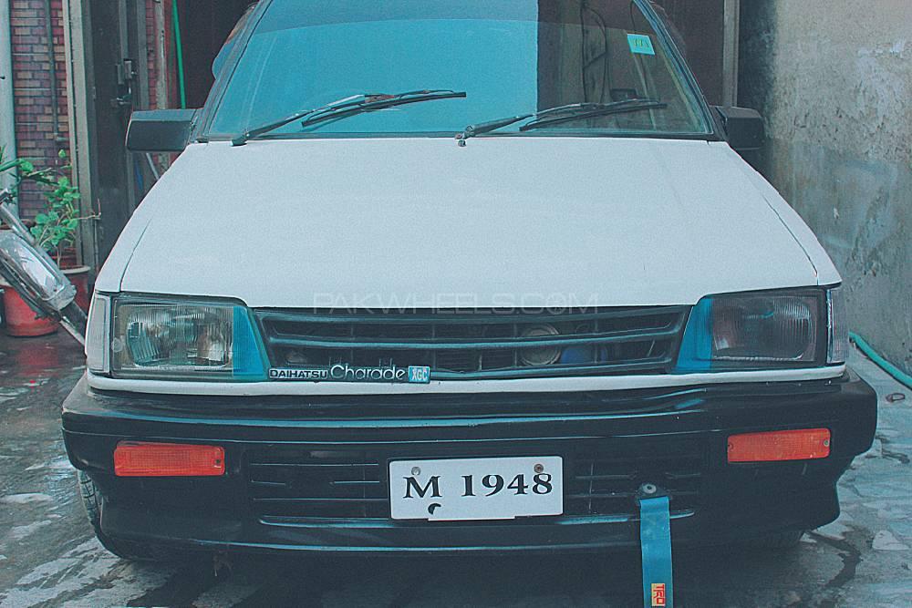 Daihatsu Charade CS 1986 Image-1