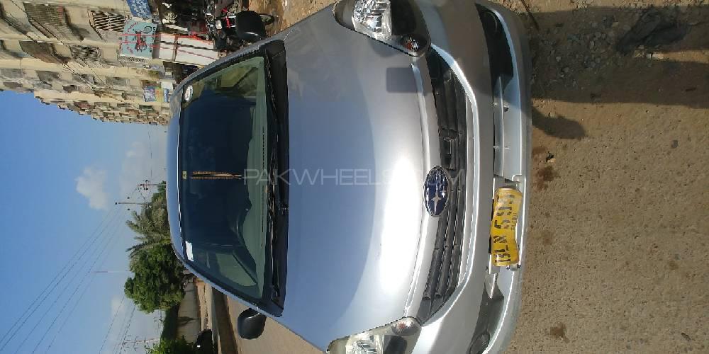 Subaru Pleo Custom RS 2015 Image-1