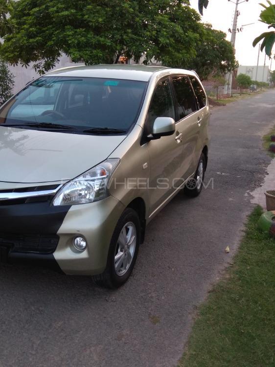Toyota Avanza Up Spec 1.5 2014 Image-1