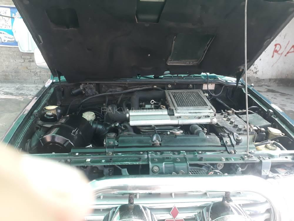 Mitsubishi Pajero Exceed Automatic 2.8D 1997 Image-1