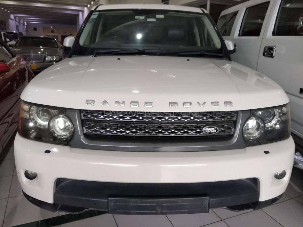 Range Rover Sport HST Limited 2010 Image-1