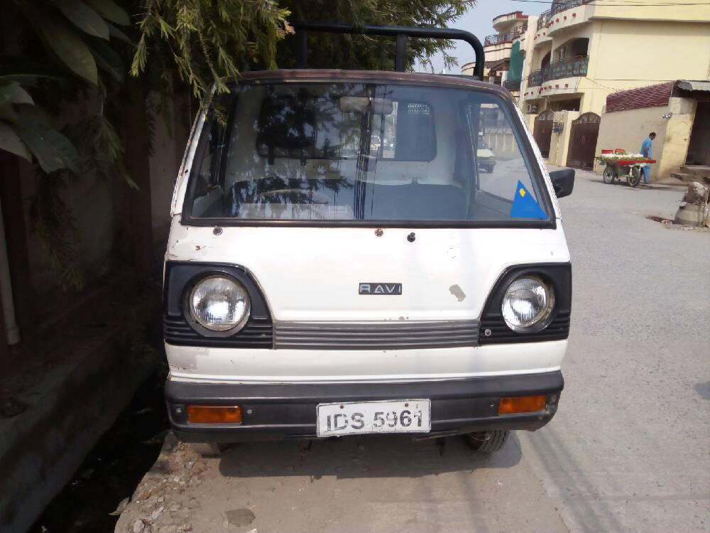 Suzuki Ravi 2006 Image-1