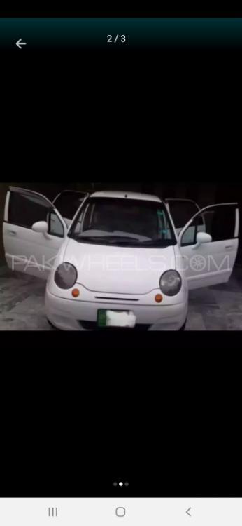 Chevrolet Joy 1.0 CNG 2006 Image-1