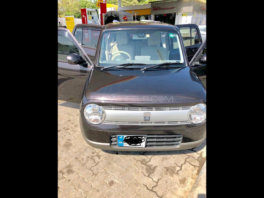 Suzuki Alto Lapin 2016 Image-1