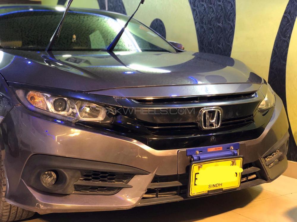 Honda Civic 1.5 RS Turbo 2016 Image-1