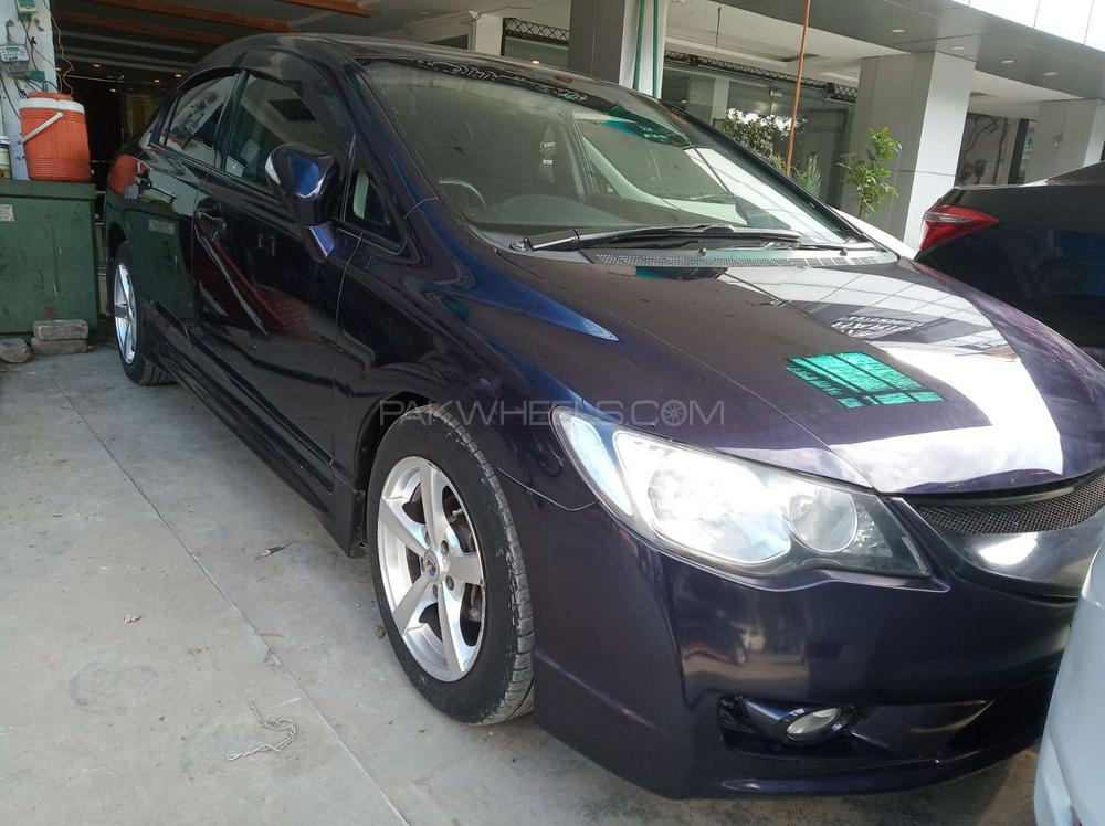 2010 Honda Civic Hybrid >> Honda Civic Hybrid Mx 2010 For Sale In Islamabad Pakwheels