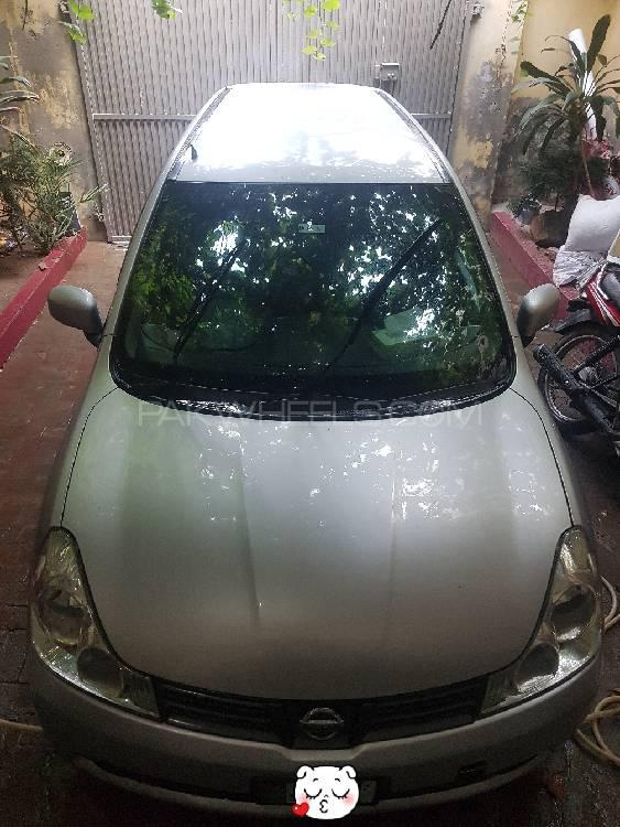 Nissan Wingroad 15M Authentic 2012 Image-1