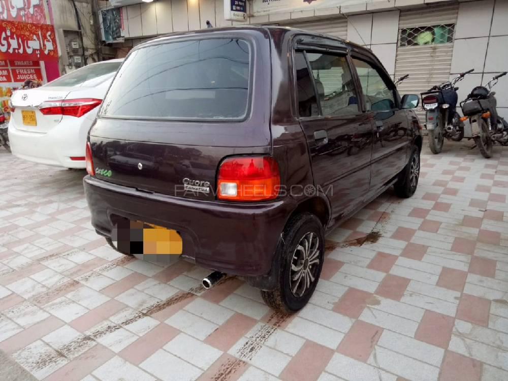 Daihatsu Cuore CX Eco 2012 Image-1