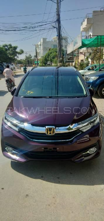Honda Fit X L Package 2015 Image-1