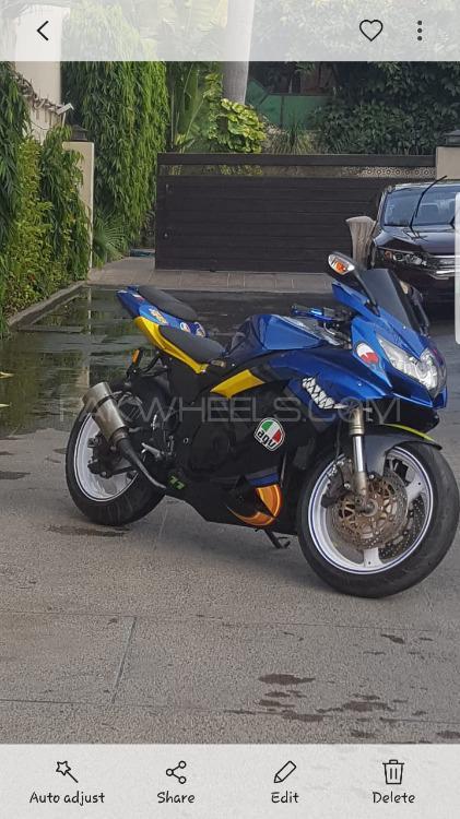 Suzuki GSX-R600 2009 Image-1
