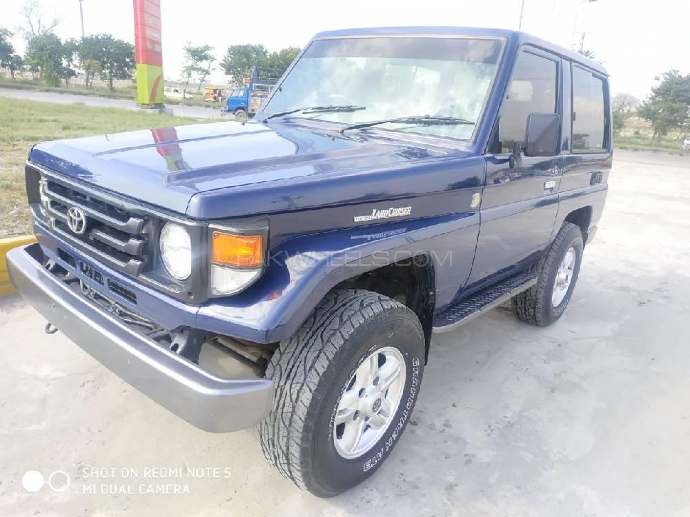 Toyota Land Cruiser 1991 Image-1