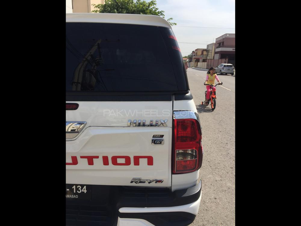 Toyota Hilux Revo G Automatic 2.8 2016 Image-1