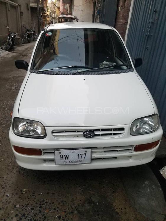 Daihatsu Cuore CL 2006 Image-1