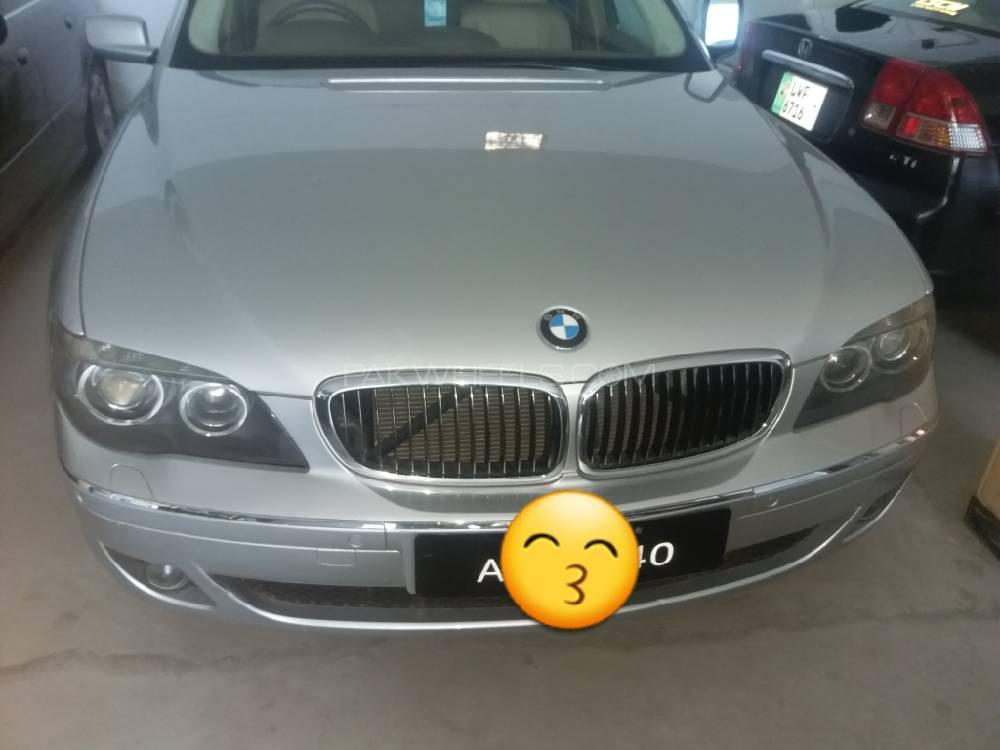 BMW 7 Series 740Li 2003 Image-1