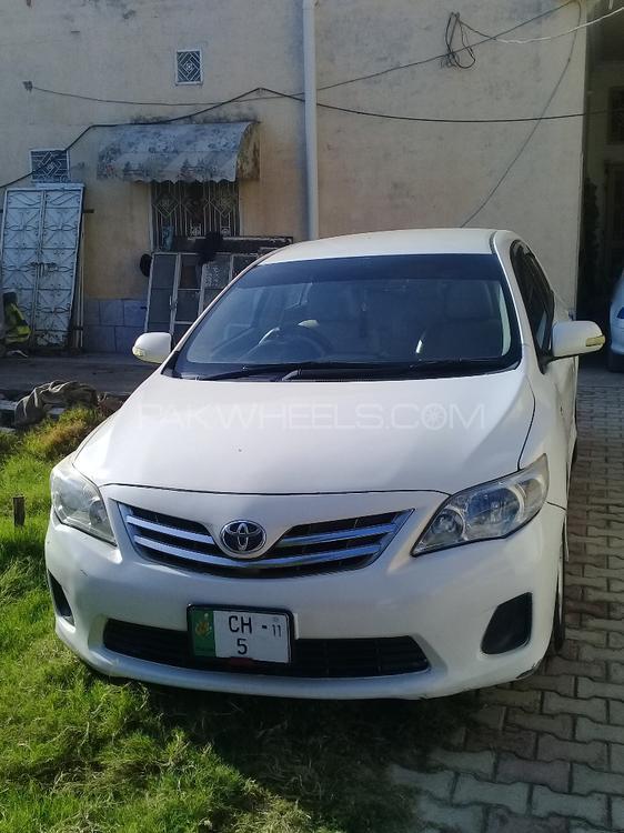 Toyota Corolla XLi VVTi Ecotec 2011 Image-1