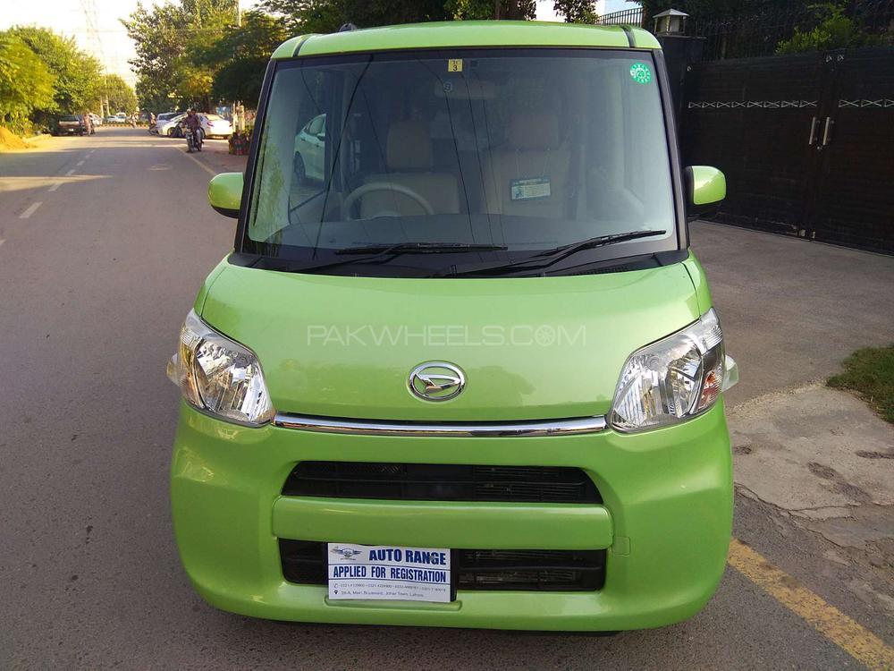 Daihatsu Tanto G 2015 Image-1