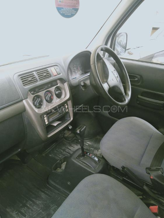 Honda Acty Basegrade 2012 Image-1