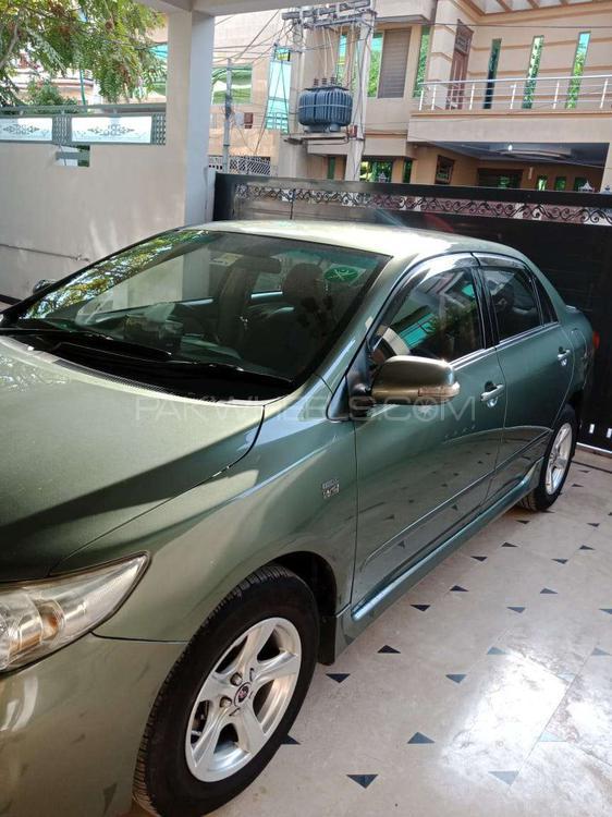 Toyota Corolla Altis 1.6 2011 Image-1