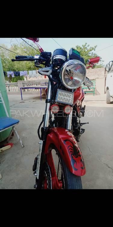 Chinese Bikes 150cc 2003 Image-1