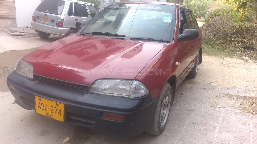 Suzuki Margalla GL 1999 Image-1