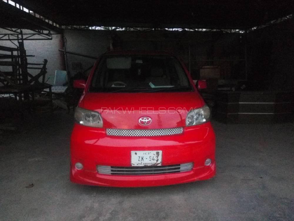 Toyota Porte 130I 2007 Image-1