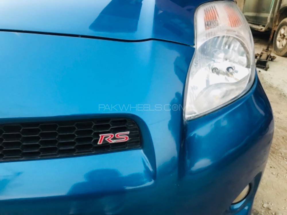 Toyota Vitz RS 1.3 2008 Image-1