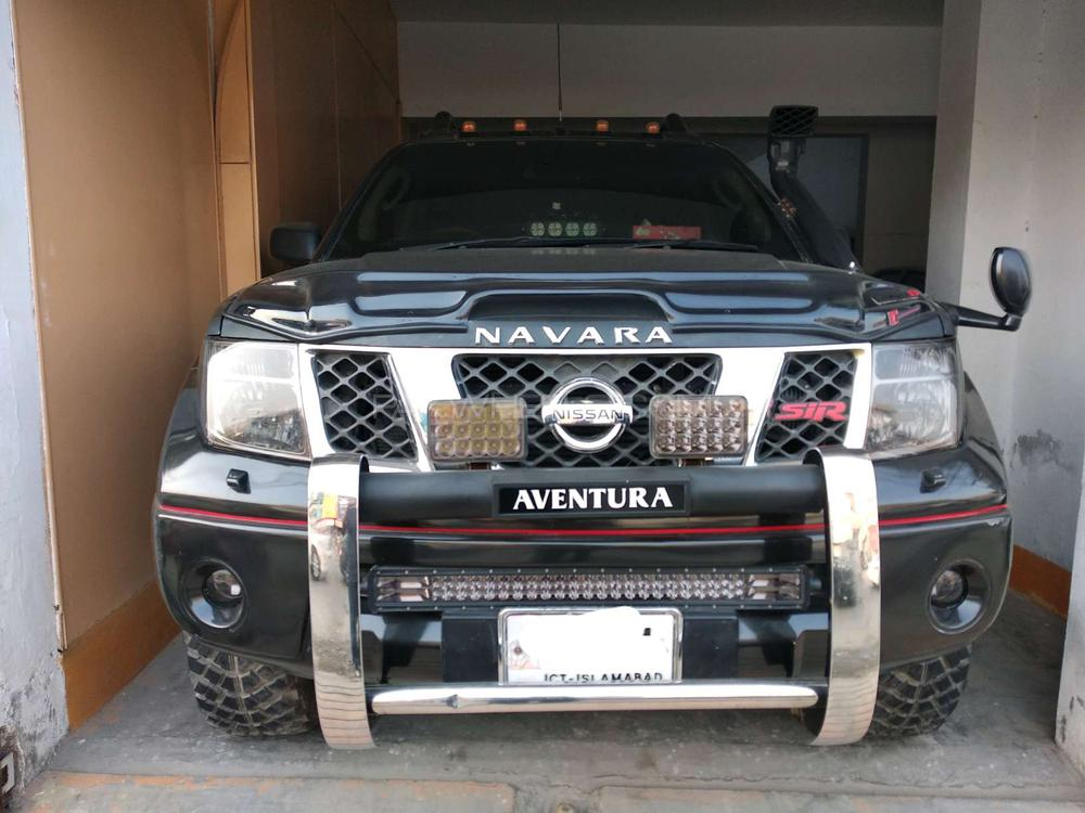 Nissan Navara Aventura 2005 Image-1