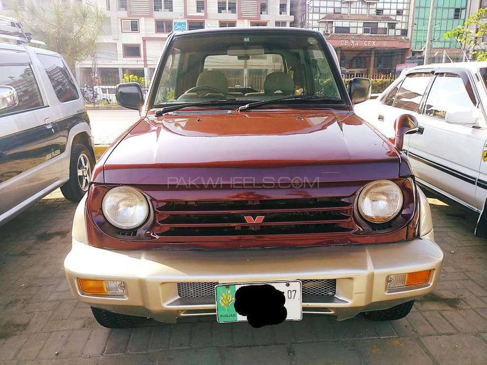 Mitsubishi Pajero Mini XR 1995 Image-1