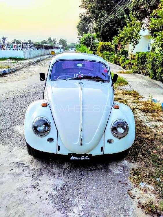 Volkswagen Beetle 1985 Image-1