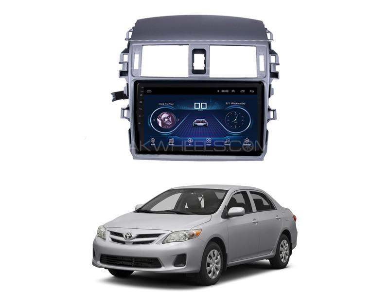 Toyota Corolla IPS Android Headunit 2009-2014 in Lahore