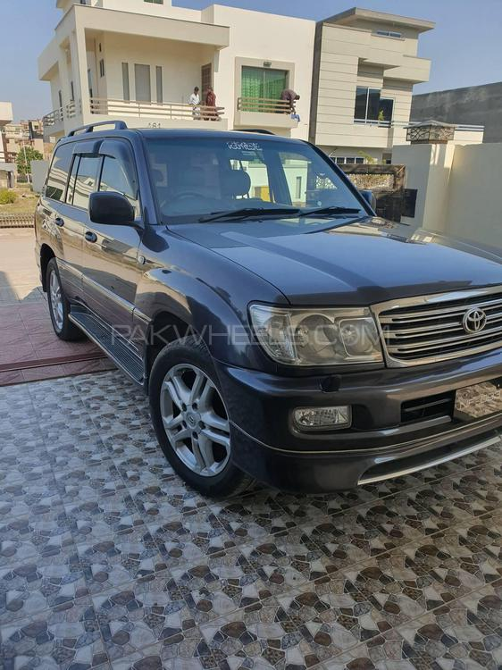Toyota Land Cruiser Amazon 4.2D 2005 Image-1