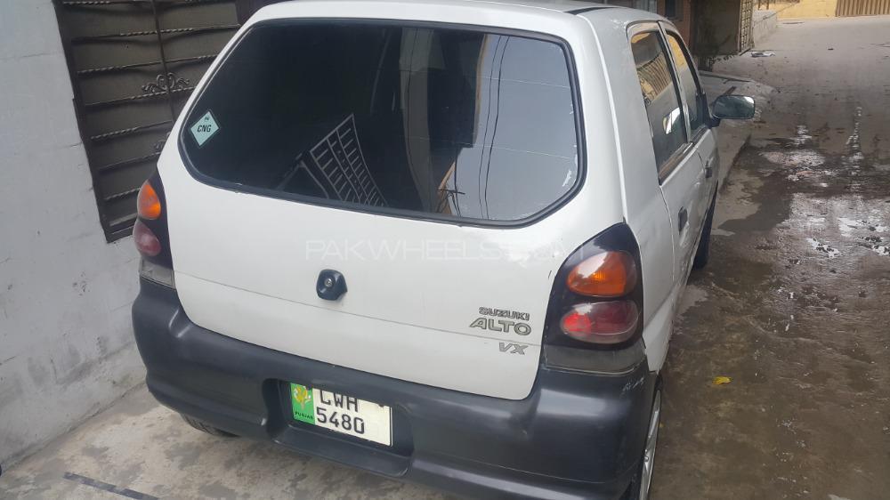 Suzuki Alto VX 2006 Image-1