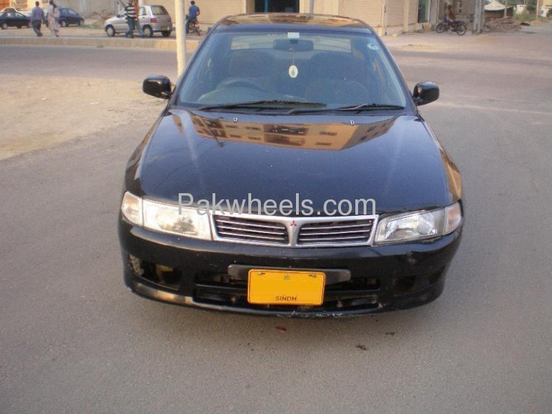 Mitsubishi Lancer Glx 1 3 1999 For Sale In Karachi Pakwheels
