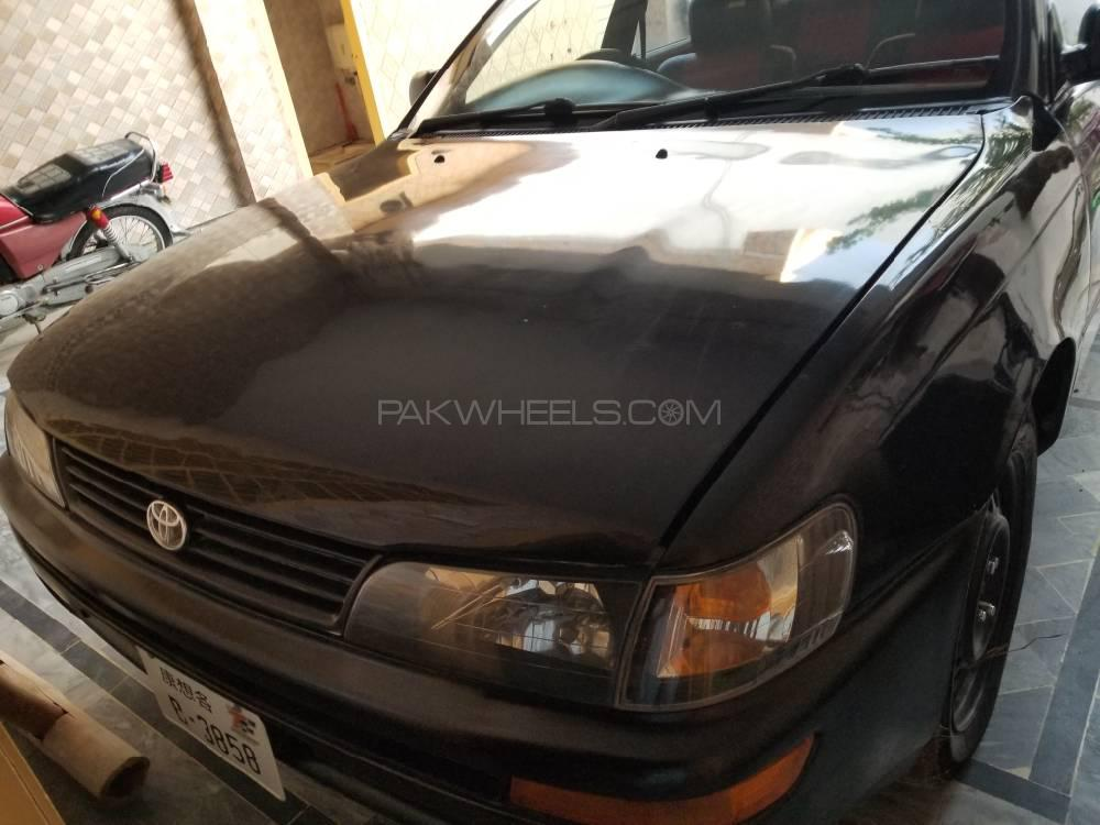 Toyota Corolla 2.0D Special Edition 1996 Image-1