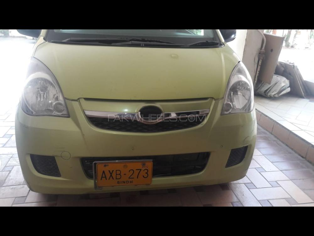 Daihatsu Mira Custom L 2007 Image-1