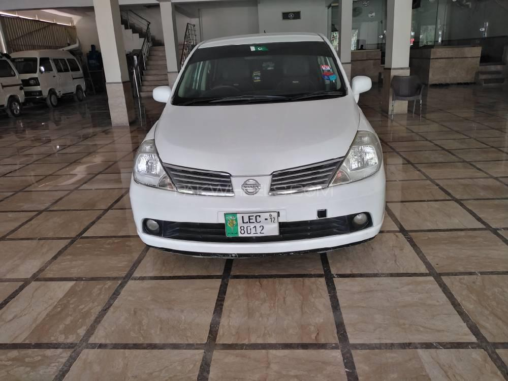 Nissan Tiida 15G 2012 Image-1
