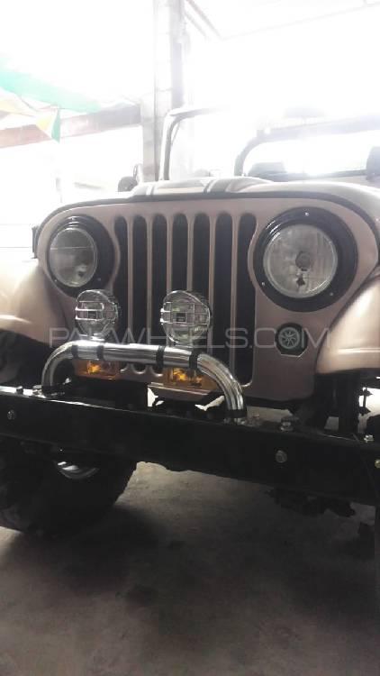 Jeep CJ 5 1965 Image-1