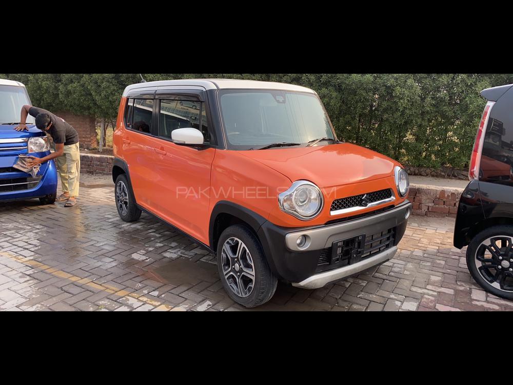 Suzuki Hustler G 2015 Image-1
