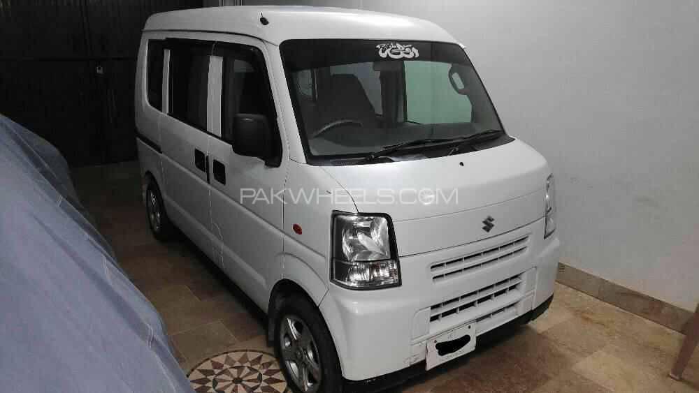 Suzuki Every Wagon 2007 Image-1