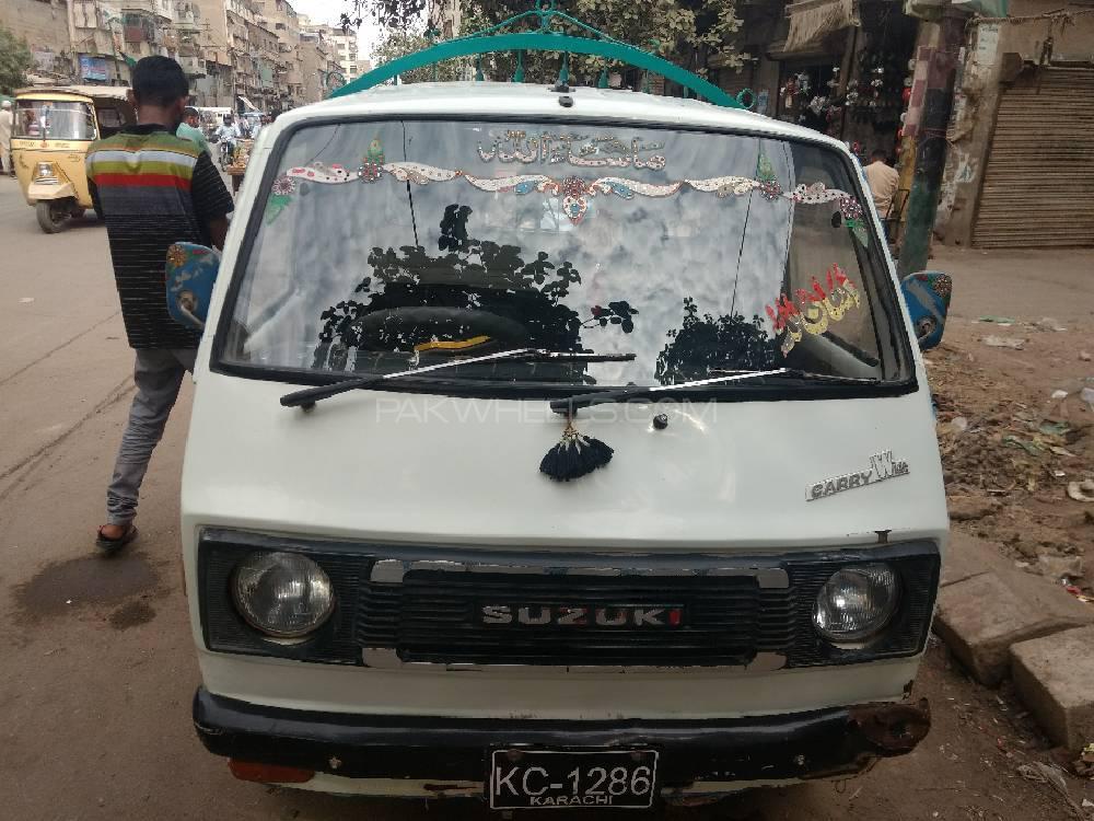 Suzuki Ravi 1978 Image-1