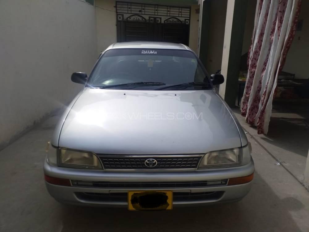 Toyota Corolla GL 1995 Image-1