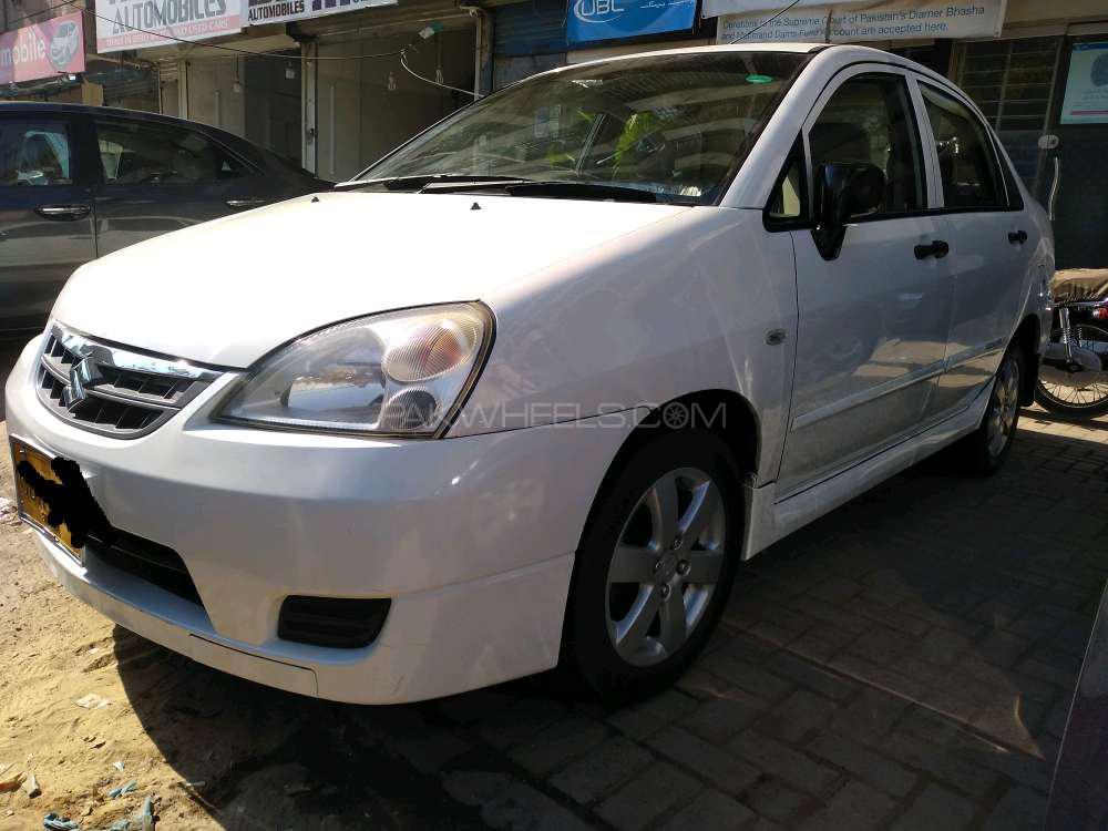 Suzuki Liana RXi (CNG) 2013 Image-1