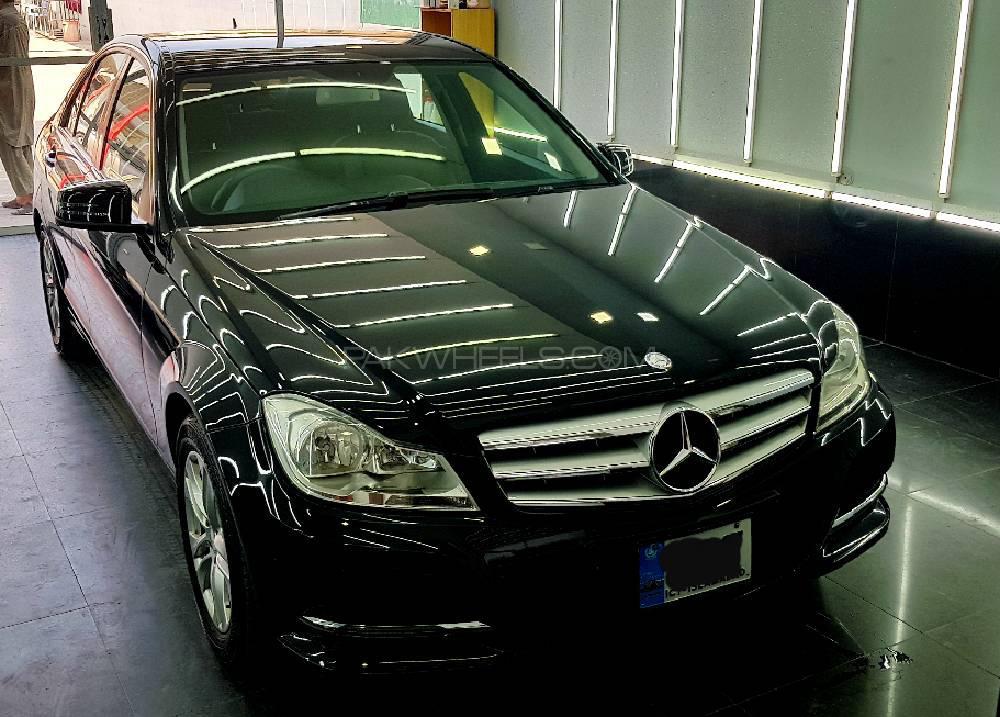 Mercedes Benz C Class 2013 Image-1