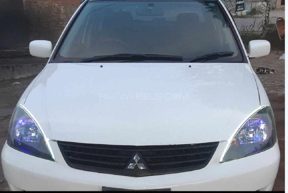 Mitsubishi Lancer Evolution 2006 Image-1