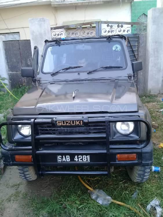 Suzuki Samuari 1985 Image-1