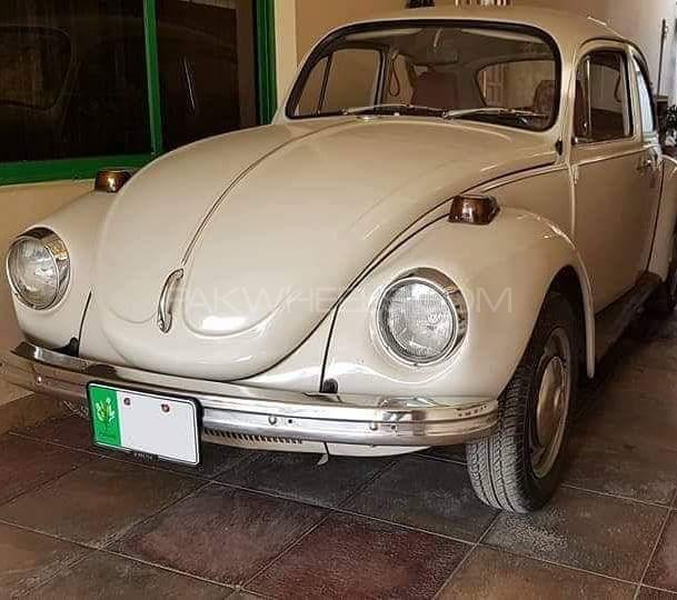 Volkswagen Beetle - 1972  Image-1