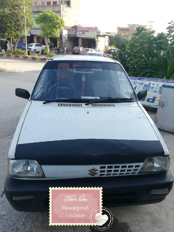 Suzuki Mehran VX (CNG) 1991 Image-1
