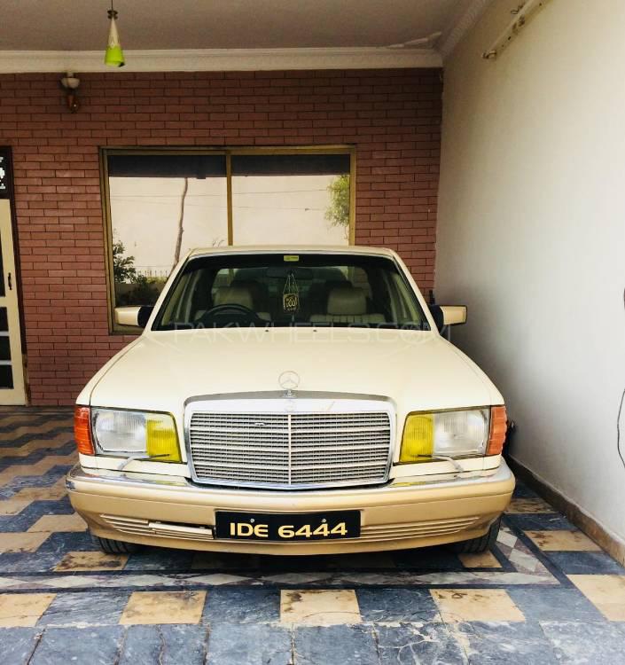 Mercedes Benz S Class - 1985  Image-1